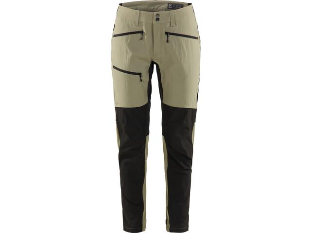 Haglöfs Rugged Flex Pants Damen lichen/true black